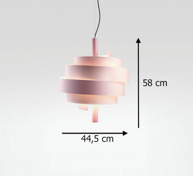 Piola christophe mathieu suspension pendant light  marset a682 003  design signed 35057 product