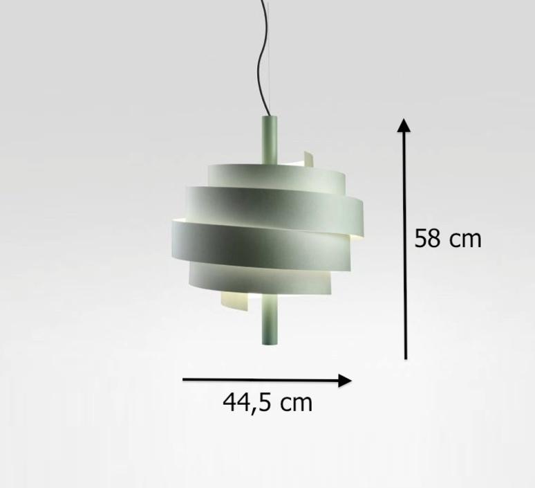 Piola christophe mathieu suspension pendant light  marset a682 002  design signed 35054 product