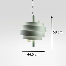 Piola christophe mathieu suspension pendant light  marset a682 002  design signed 35054 thumb