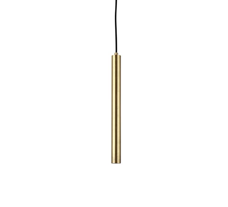 Pipe one rune krojgaard knut bendik humlevik suspension pendant light  norr11 009015  design signed 37399 product