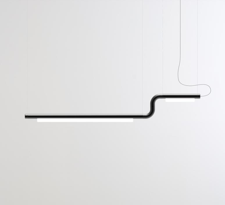Pipeline cm2 dali  caine heintzman suspension pendant light  andlight pip cm2 p bk 27 dal 230  design signed nedgis 90456 product