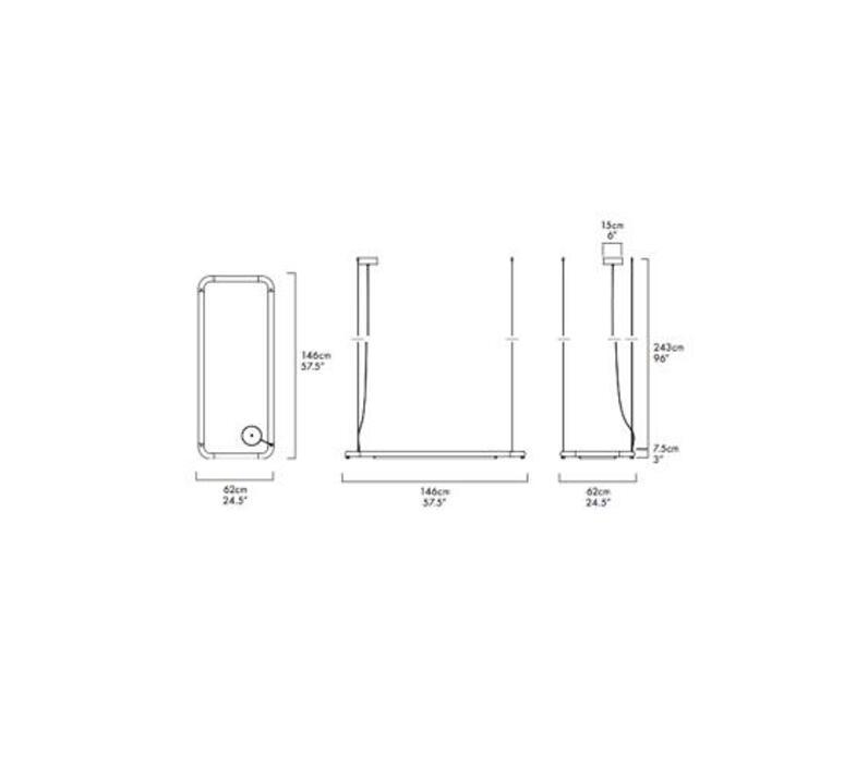 Pipeline cm4 dali  caine heintzman suspension pendant light  andlight pip cm4 p bk 27 dal 230  design signed nedgis 90634 product