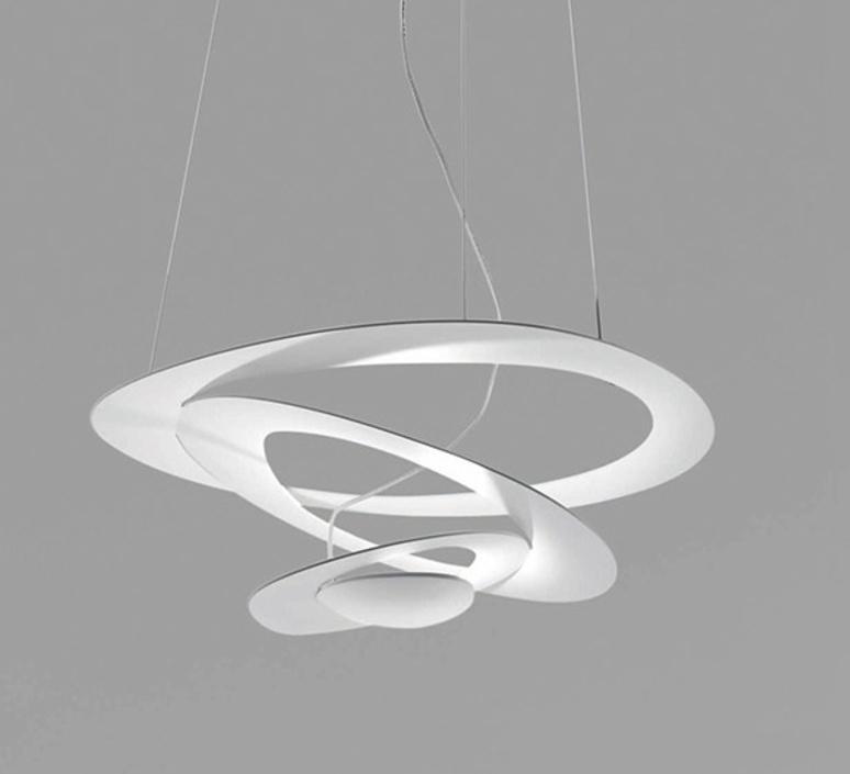 Pirce mini giuseppe maurizio scutella  suspension pendant light  artemide 1256w10a  design signed 35302 product