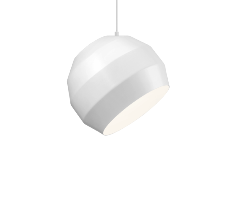 Pitch  suspension pendant light  vitamin pitch pendant white  design signed 39395 product