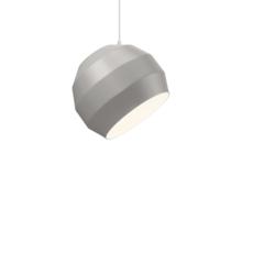 Pitch  suspension pendant light  vitamin pitch pendant grey  design signed 39401 thumb