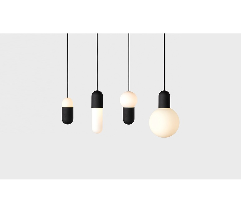 Placebo down studio modular suspension pendant light  modular 12621032 12626238  design signed nedgis 104466 product