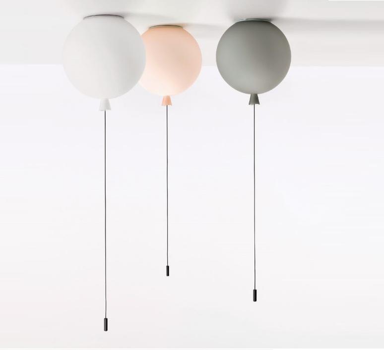 Memory 3 balloons boris klimek  suspension pendant light  brokis pc1001cgc47cgc39cgcu66ccs886cee778  design signed 37617 product