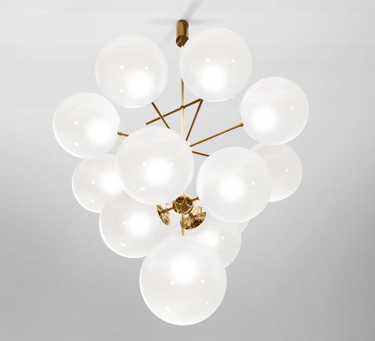 Planets jamo associates suspension pendant light  lumen center italia plas176  design signed 52486 product