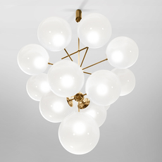 Planets jamo associates suspension pendant light  lumen center italia plas176  design signed 52486 thumb