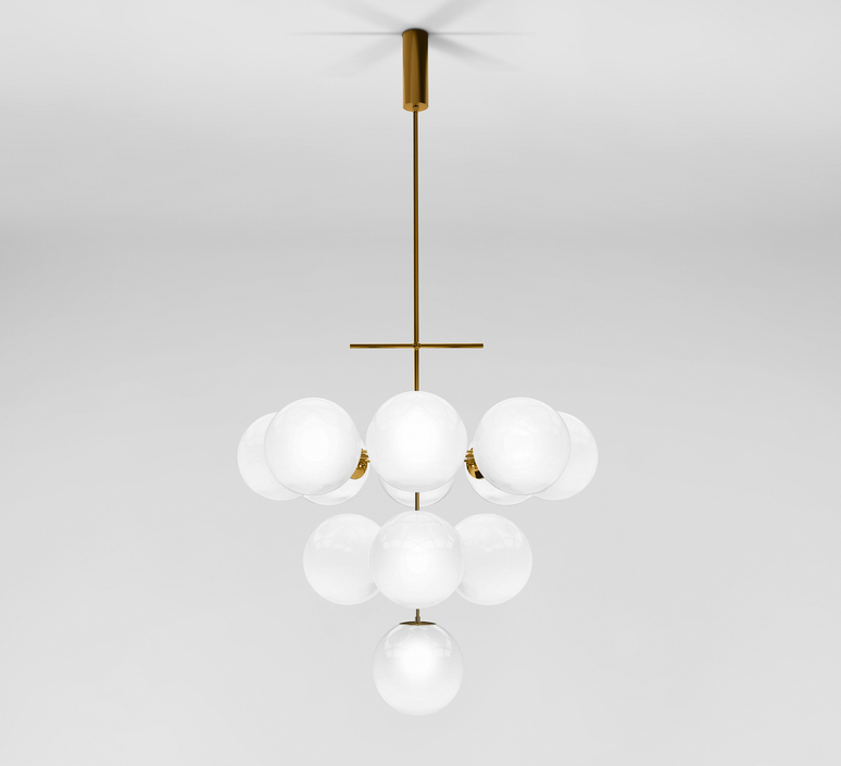 Planets jamo associates suspension pendant light  lumen center italia plas176  design signed 52487 product