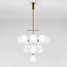 Planets jamo associates suspension pendant light  lumen center italia plas176  design signed 52487 thumb
