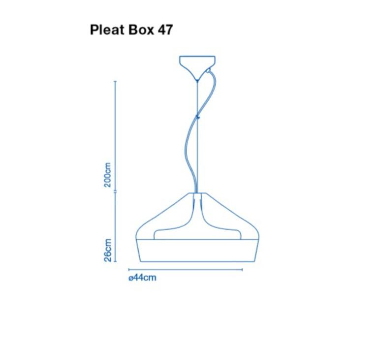 Pleat box xavier manosa marset a636 068 luminaire lighting design signed 22910 product