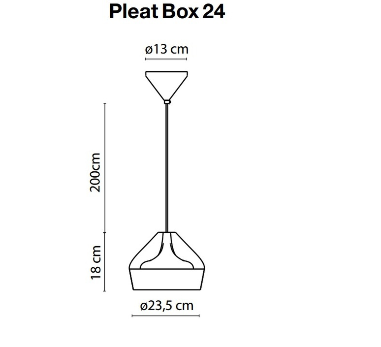 Pleat box xavier manosa marset a636 060 luminaire lighting design signed 21216 product