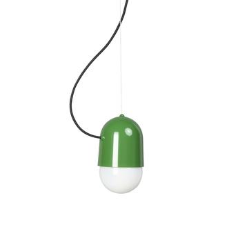 Suspension pleins phares vert h70cm forestier normal