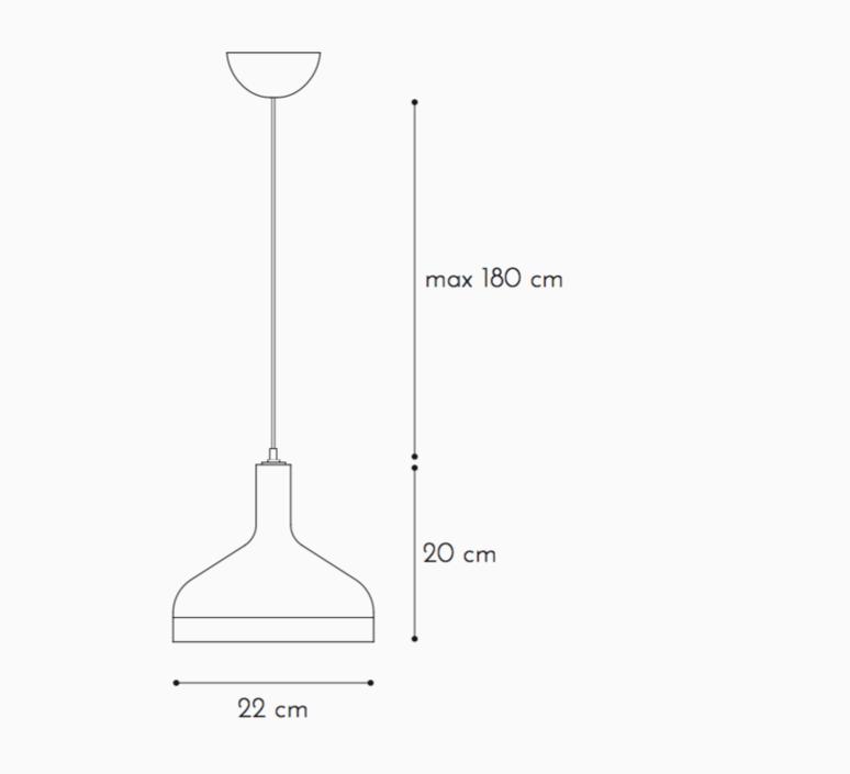 Plera  suspension pendant light  zanolla ltpl22g  design signed 55483 product