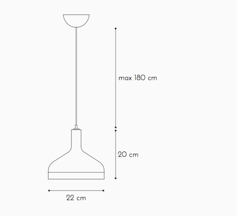 Plera  suspension pendant light  zanolla ltpl22bm  design signed 55495 product