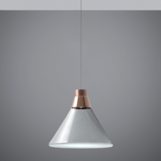 Polair f36 flynn talbot suspension pendant light  fabbian f36a03  design signed 39855 thumb