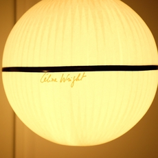 Precious b celine wright suspension pendant light  celine wright 000 pre 001 200 pre 001  design signed 53997 thumb