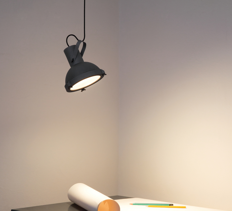 Projecteur 165 charles le corbusier suspension pendant light  nemo lighting prp fdw 51   design signed 58248 product