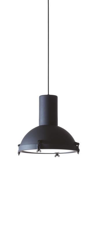 Suspension projecteur 365 bleu o37cm h38cm ip54 nemo lighting normal