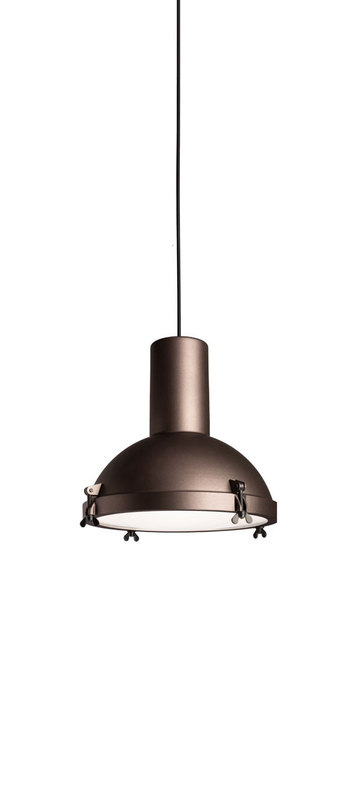 Suspension projecteur 365 moka o37cm h38cm nemo lighting normal