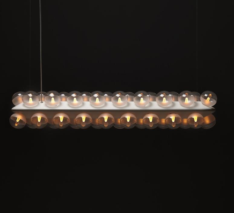 Prop light double  bertjan pot suspension pendant light  moooi molpr0sd36wa   design signed 38588 product