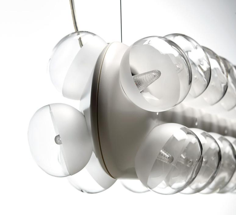 Prop light double horizontal bertjan pot suspension pendant light  moooi molpr0dh36wa   design signed 38599 product