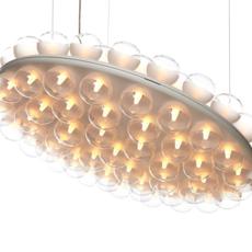 Prop light round double  bertjan pot suspension pendant light  moooi molpr1sd96wa   design signed 38594 thumb