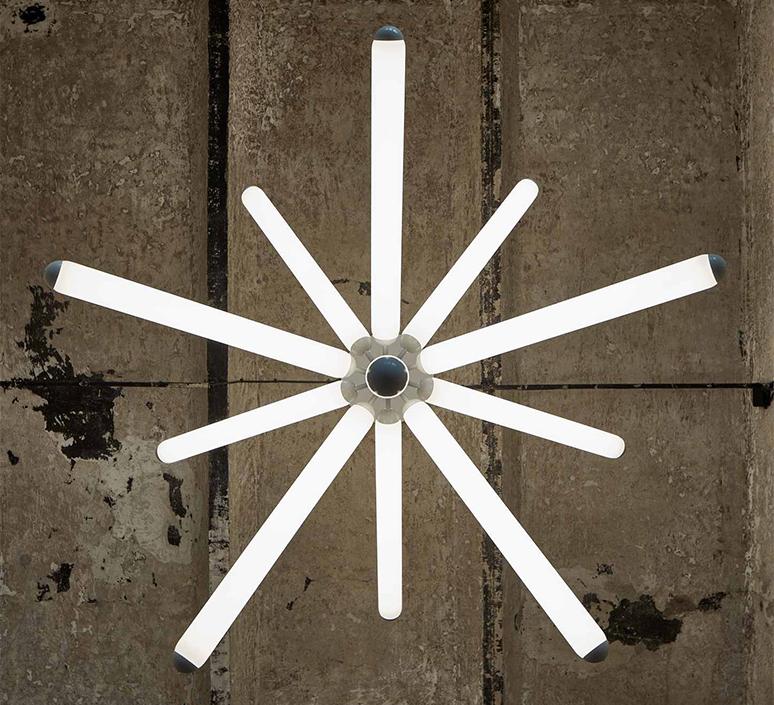 Puro sparkle 800 dim ac phase cut lucie koldova suspension pendant light  brokis pc1054 puro sparkle 600 white cgc39 white ccs845 white ccsc618 white cecl521 2700k leds1929 acphasecut cedv1730  design signed nedgis 125159 product
