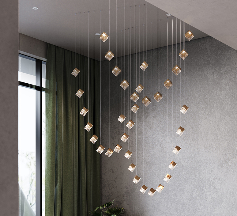 Pyrite studio dechem suspension pendant light  bomma or wout canopy  design signed nedgis 118113 product