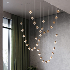 Pyrite studio dechem suspension pendant light  bomma or wout canopy  design signed nedgis 118113 thumb