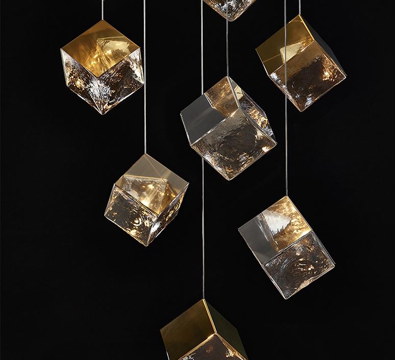 Pyrite studio dechem suspension pendant light  bomma or wout canopy  design signed nedgis 118115 product