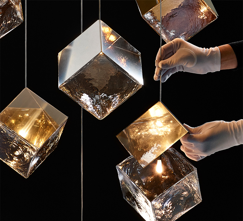 Pyrite studio dechem suspension pendant light  bomma or wout canopy  design signed nedgis 118116 product