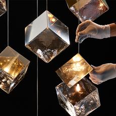 Pyrite studio dechem suspension pendant light  bomma or wout canopy  design signed nedgis 118116 thumb