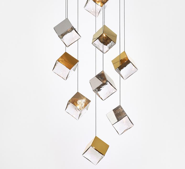Pyrite studio dechem suspension pendant light  bomma or wout canopy  design signed nedgis 118120 product