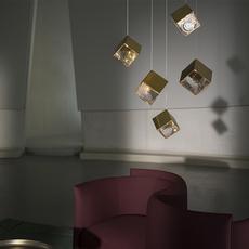 Pyrite studio dechem suspension pendant light  bomma or w canopy  design signed nedgis 118104 thumb