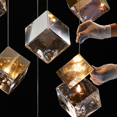 Pyrite studio dechem suspension pendant light  bomma or w canopy  design signed nedgis 118106 thumb