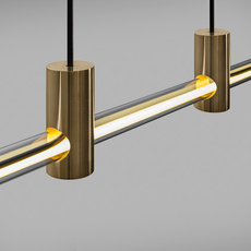 Ra line alexandre joncas gildas le bars suspension pendant light  d armes raliambz2 cable112  design signed nedgis 69580 thumb