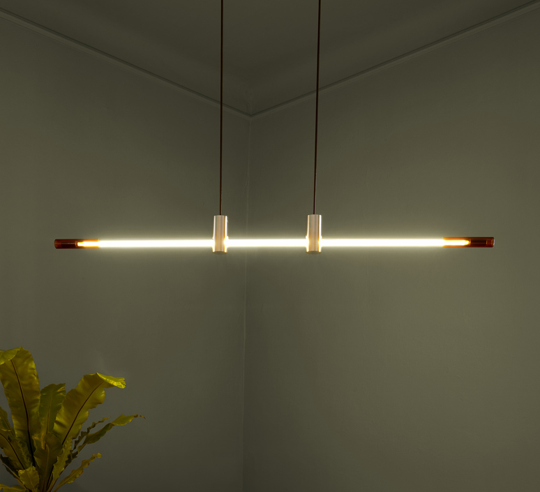 Ra line alexandre joncas gildas le bars suspension pendant light  d armes raliambz2 cable112  design signed nedgis 69583 product