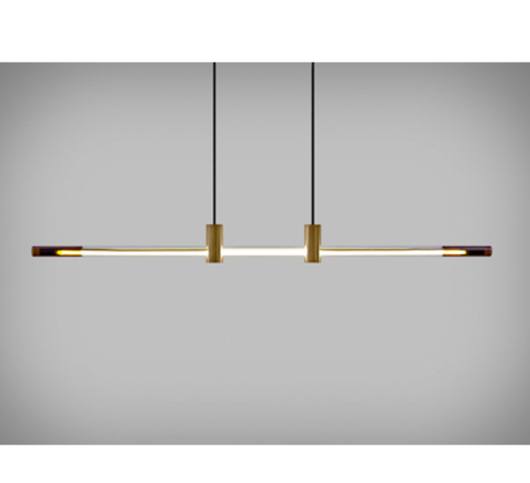 Ra line alexandre joncas gildas le bars suspension pendant light  d armes raliambz2 cable112  design signed nedgis 69584 product