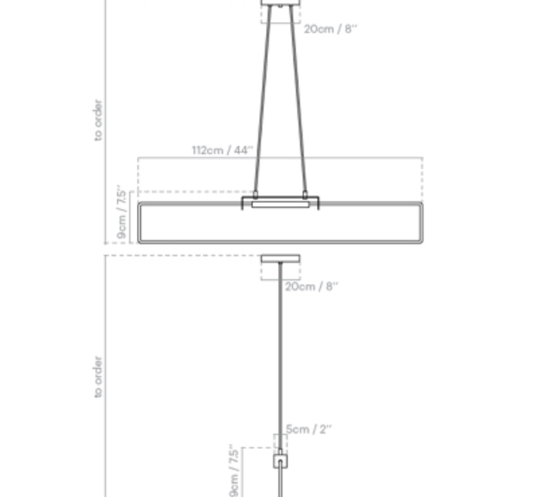 Ra pendant alexandre joncas gildas le bars suspension pendant light  d armes rasuwhox2 cable112  design signed nedgis 71024 product