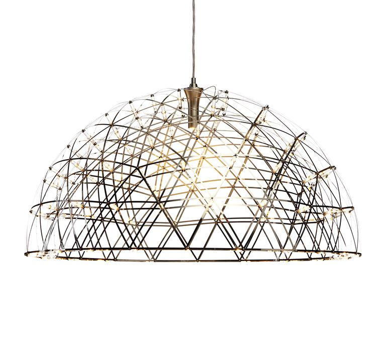 Raimond dome 9  suspension pendant light  moooi molledd79 d  design signed 57358 product