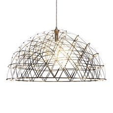 Raimond dome 9  suspension pendant light  moooi molledd79 d  design signed 57358 thumb