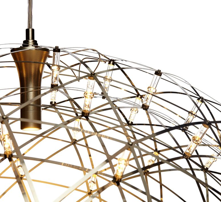 Raimond dome 9  suspension pendant light  moooi molledd79 d  design signed 57359 product