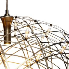 Raimond dome 9  suspension pendant light  moooi molledd79 d  design signed 57359 thumb