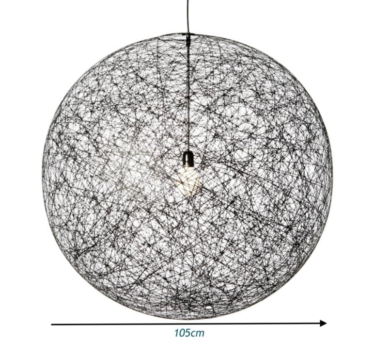 Random light led l bertjan pot suspension pendant light  moooi molral l bb   design signed 41389 product