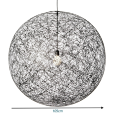 Random light led l bertjan pot suspension pendant light  moooi molral l bb   design signed 41389 thumb