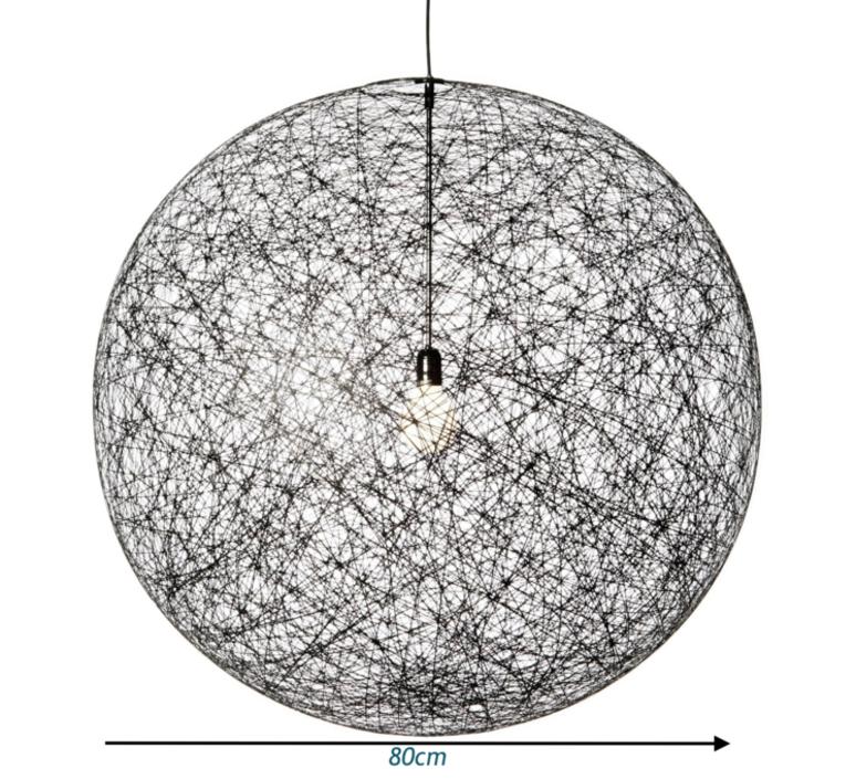 Random light led m bertjan pot suspension pendant light  moooi mo pali631100b   design signed 41370 product