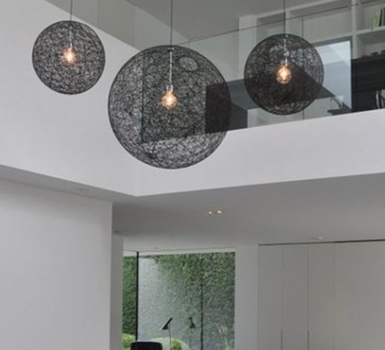 Random light led m bertjan pot suspension pendant light  moooi mo pali631100b   design signed 41374 product