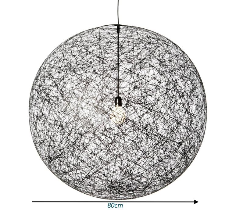 Random light m bertjan pot suspension pendant light  moooi molral m bb   design signed 37425 product